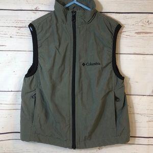 Columbia Lightweight Vest ~ 6-7